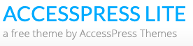#1 Free WordPress Theme – AccessPress Lite : Features Demo
