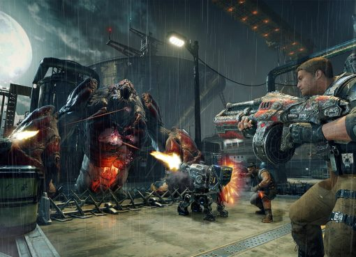 Gears 5 Announced At Microsoft's Xbox One Press Conference Review