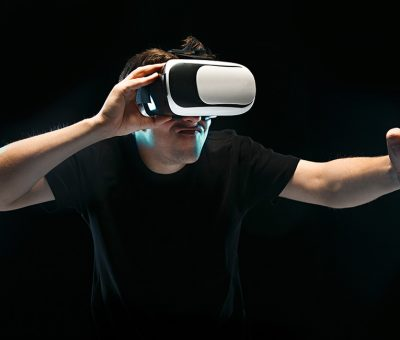 Review VR headsets like the Oculus Rift, HTC Vive, and PlayStation