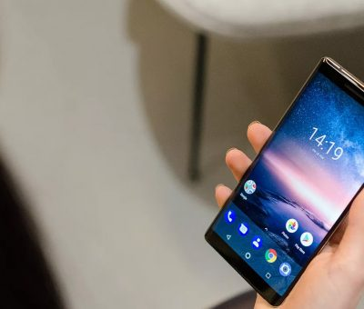 Nokia 8 Sirocco Express will be launched in Australia in the next hour or so