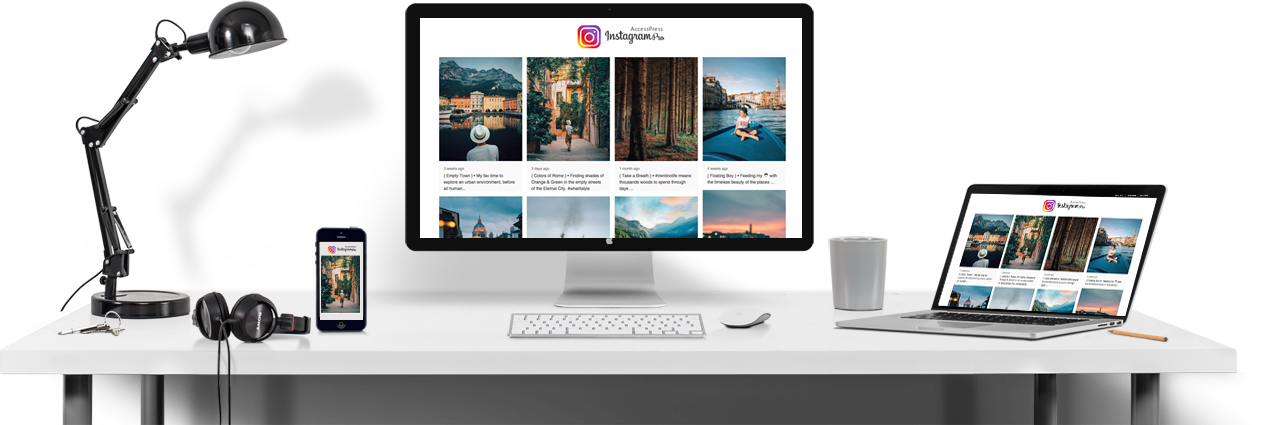 AccessPress Instagram Feed Pro - Footer Banner