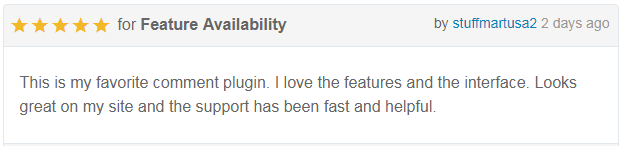 Customer Feedback Download WP Comment Designer- Customize And Design WordPress Comments And Comment Form nulled